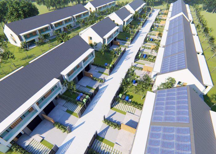 osiedle nowe redykajny - ekologiczne rozwiązania wOlsztynie